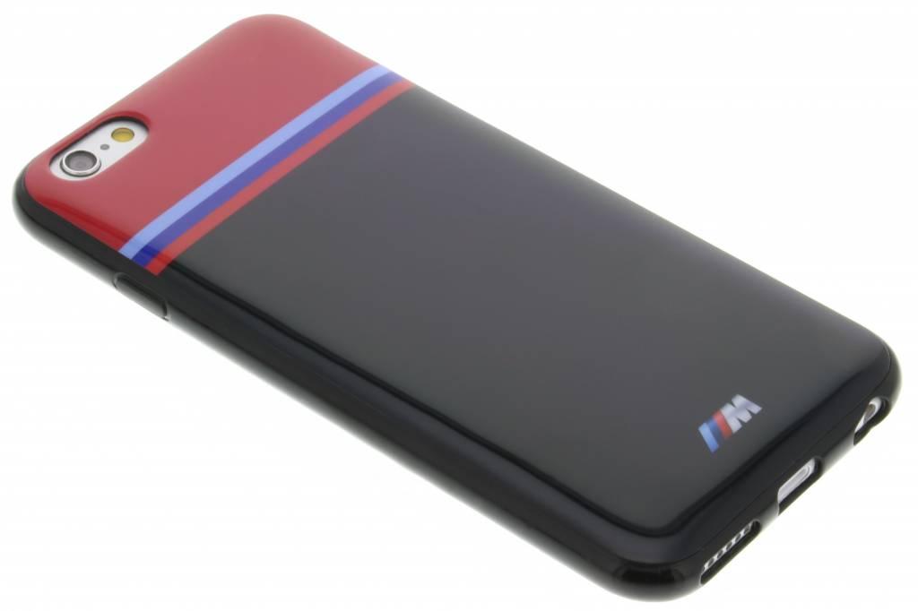 BMW Tricolor TPU Case voor de iPhone 6 / 6s - Red