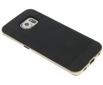 Goud TPU Protect case Samsung Galaxy S6 Edge