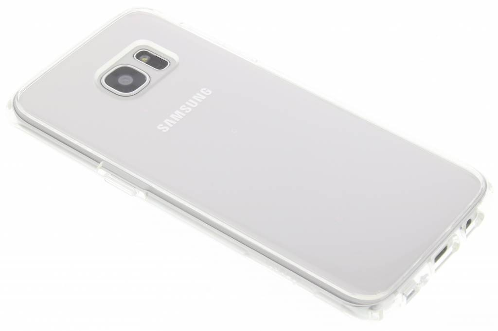 Spigen Ultra Hybrid Case voor de Samsung Galaxy S7 Edge - Crystal Clear