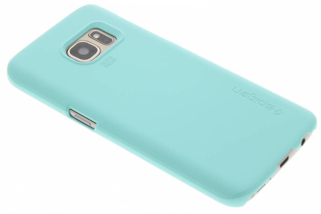 Spigen Thin Fit Hardcase hoesje voor de Samsung Galaxy S7 - Mint