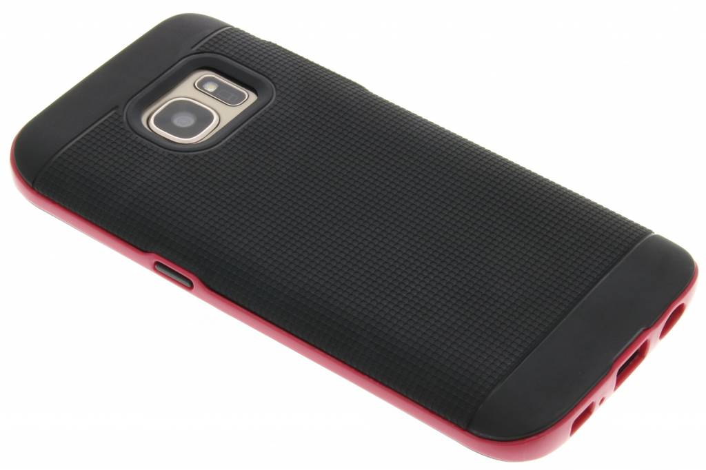Fuchsia TPU Protect case voor de Samsung Galaxy S7
