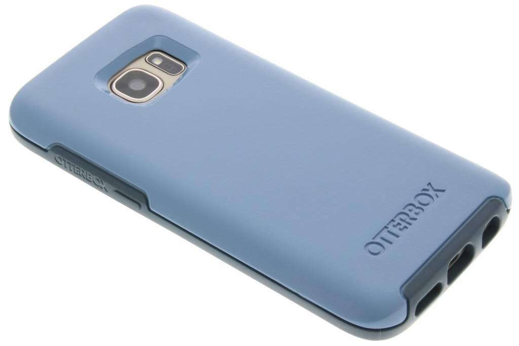 OtterBox Symmetry Series Case voor de Samsung Galaxy S7 - Blue