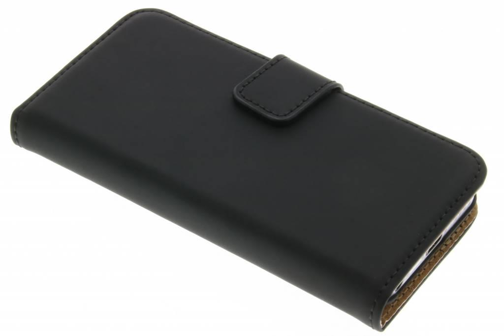 Selencia Luxe Book Case voor de iPhone 5c - Zwart
