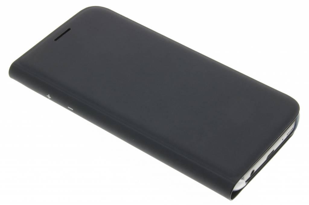 Samsung zwarte originele Flip Wallet voor de Galaxy S7