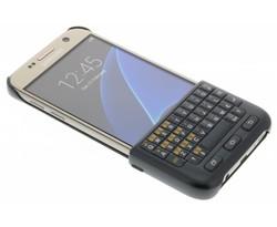 Samsung Keyboard Cover Galaxy S7 - Zwart