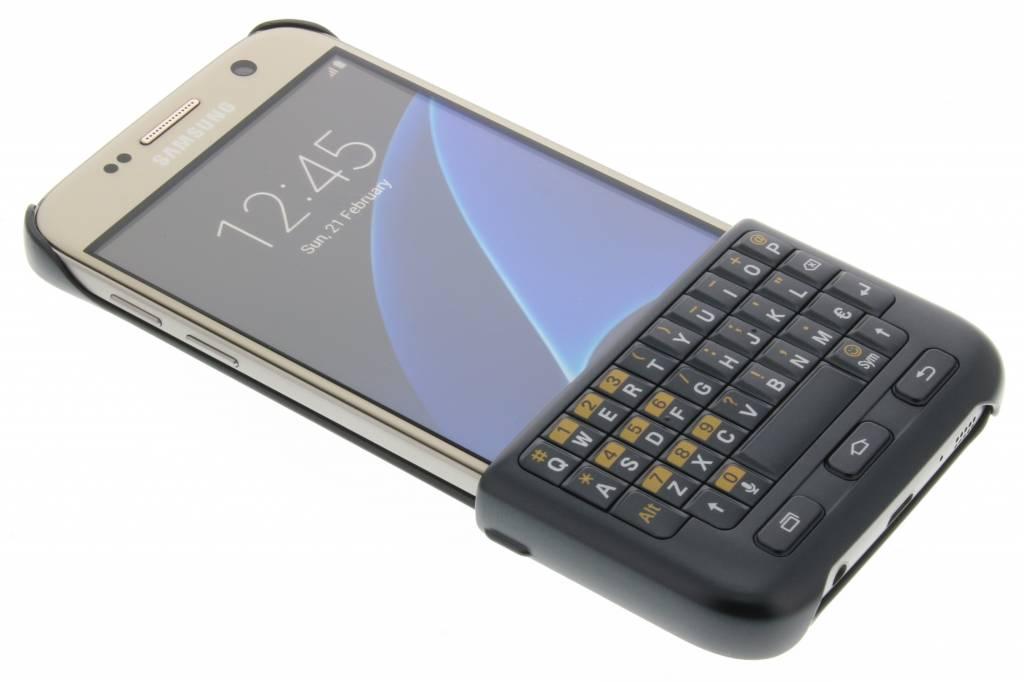 Samsung Keyboard Cover voor de Galaxy S7 - Zwart