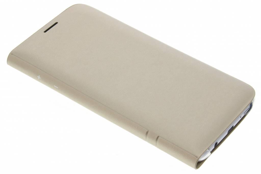 Samsung originele LED View Cover voor de Galaxy S7 Edge - Gold