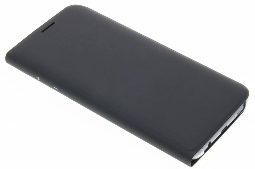 Samsung originele Flip Wallet voor de Galaxy S7 Edge - Zwart