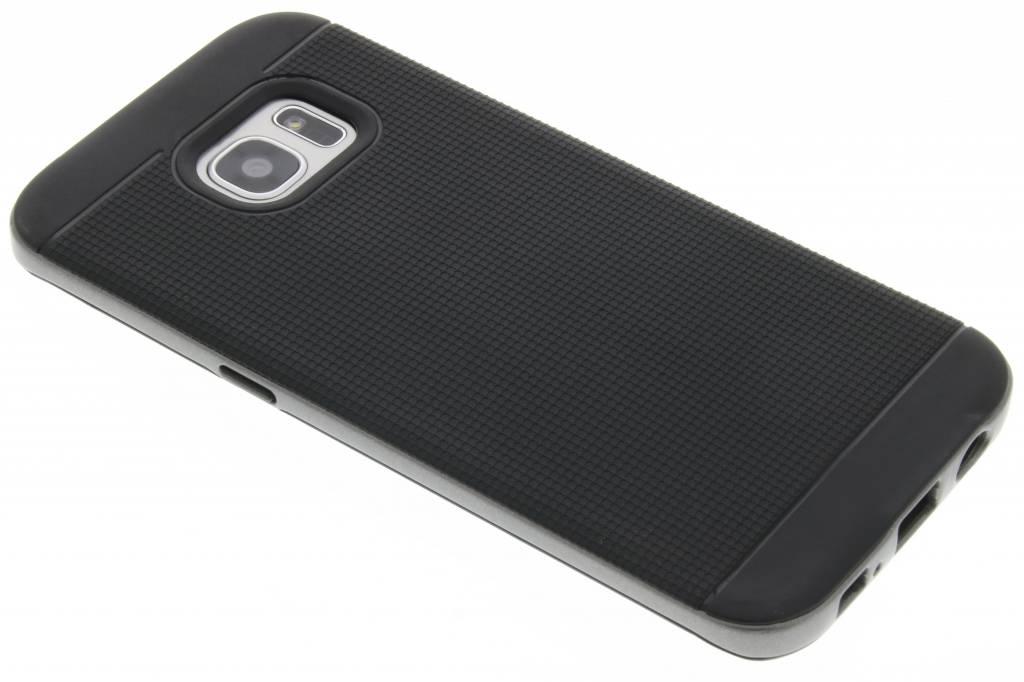 Grijze TPU Protect case voor de Samsung Galaxy S7 Edge