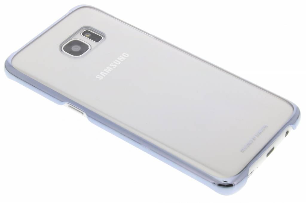 Samsung Galaxy S7 Edge Clear Cover Zwart