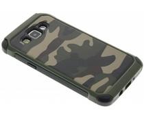 Groen army defender hardcase hoesje Galaxy A5