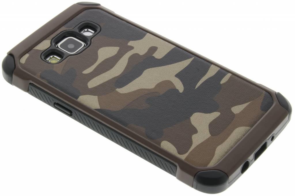Bruin army defender hardcase hoesje voor de Samsung Galaxy A5