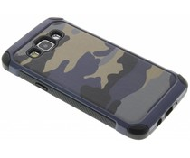 Blauw army defender hardcase hoesje Galaxy A5