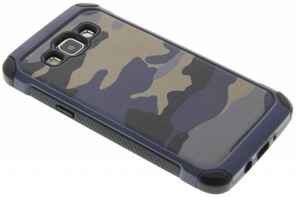Blauw army defender hardcase hoesje voor de Samsung Galaxy A5