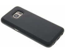 Lederen TPU case Samsung Galaxy S7