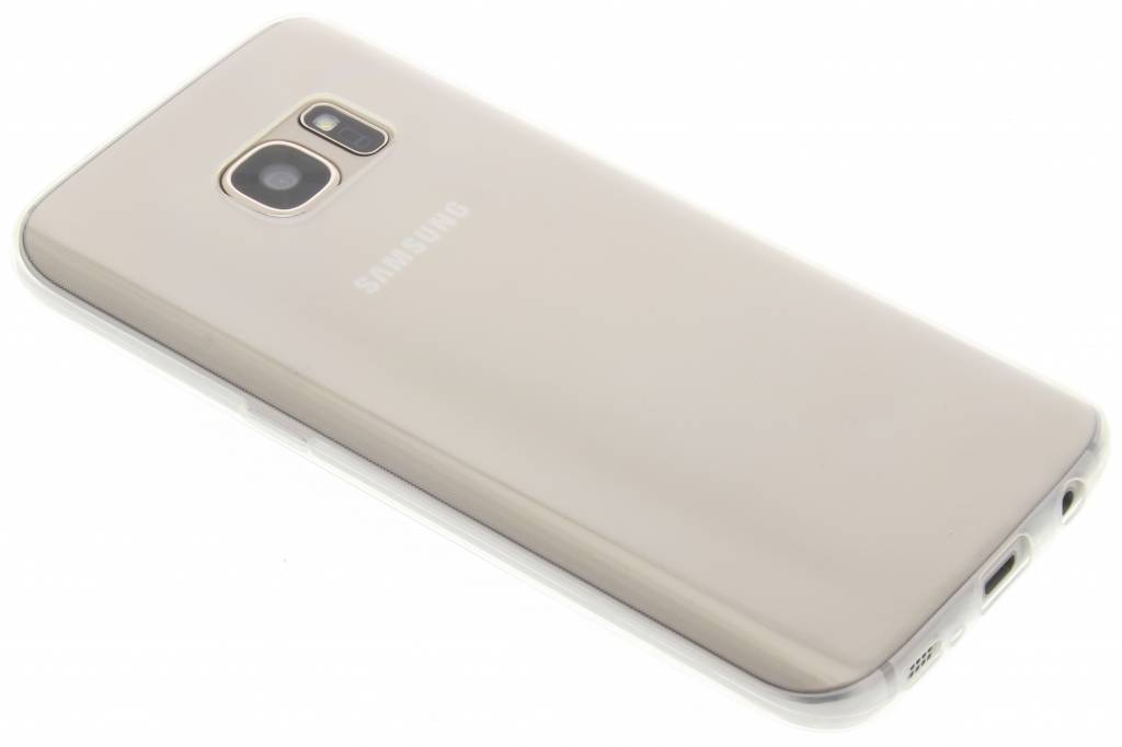 Ultra thin transparant TPU hoesje voor de Samsung Galaxy S7
