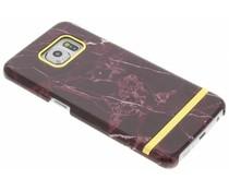 Richmond & Finch Marble Glossy Case Galaxy S6 Edge