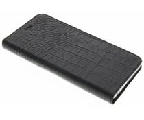 Valenta Booklet Classic Style iPhone 6(s) Plus - Croco Black