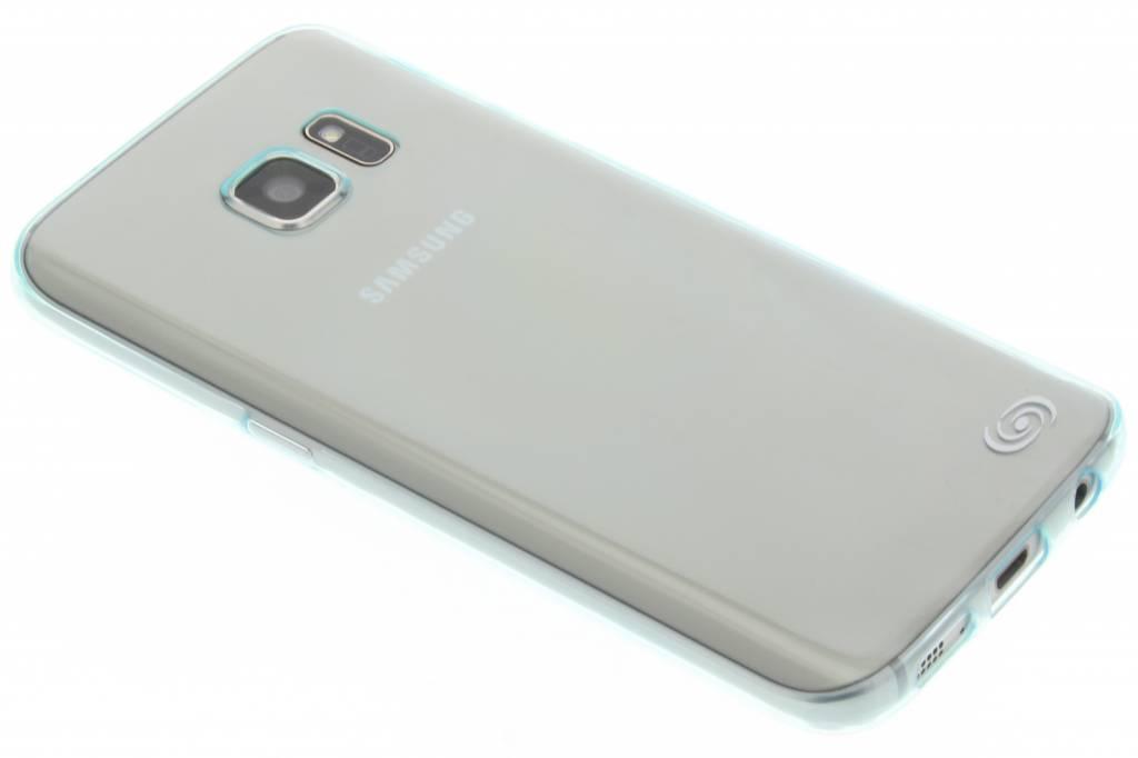 Fonex Invisible Ultra Thin Case voor de Samsung Galaxy S7 - Blue