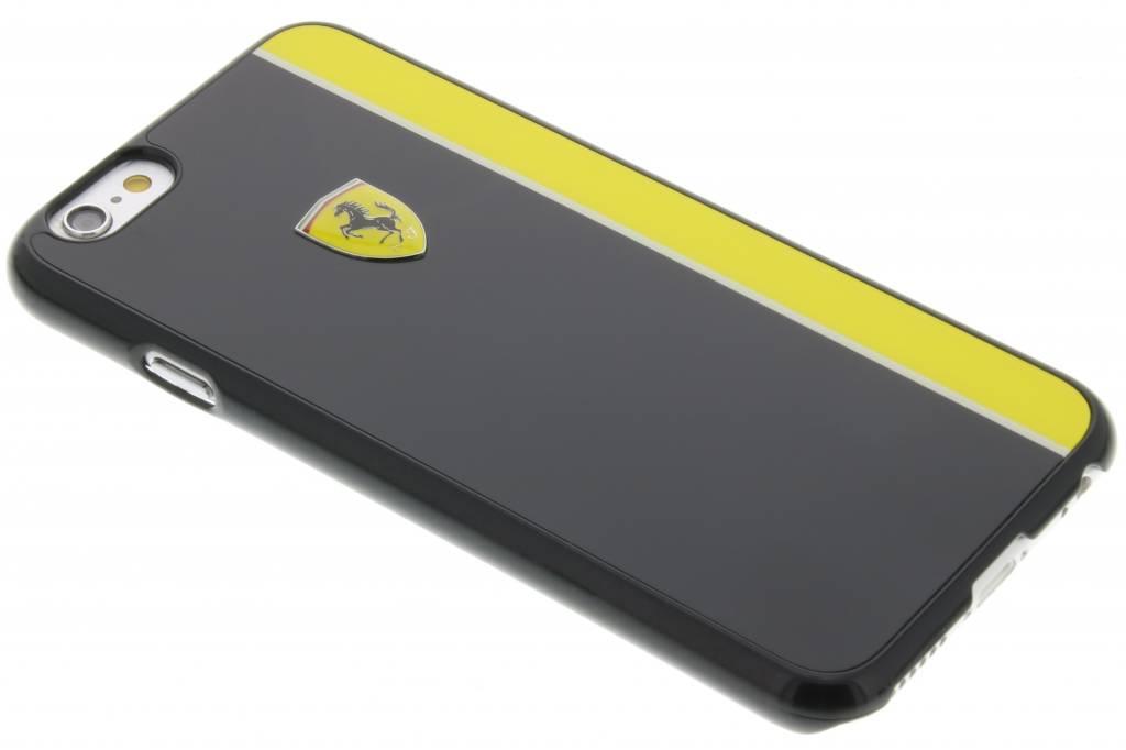 Ferrari Paddock Hard Case voor de iPhone 6 / 6s - Black & Yellow