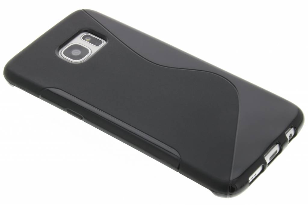 Coque Tpu Rouge S-line Pour Samsung Galaxy S Edgeplus MkSmN