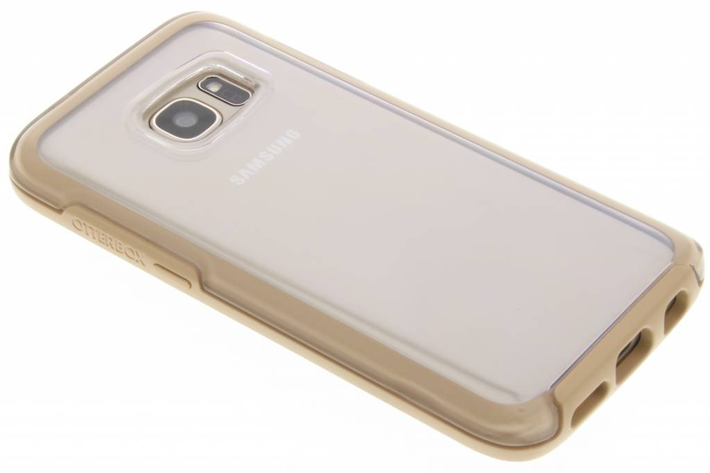 OtterBox Symmetry Clear Case voor de Samsung Galaxy S7 - Roasted Crystal