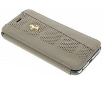 Ferrari Perforated Leather Booktype Case iPhone 6 / 6s