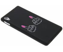 Glow in the dark TPU case Sony Xperia M4 Aqua
