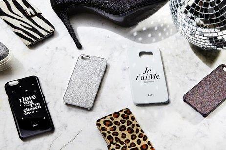 Paillettes Disco Couverture Étui Rigide Pour Samsung Galaxy S5 (plus) / Neo UmLUAhD