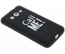Glow in the dark TPU case Samsung Galaxy Core 2