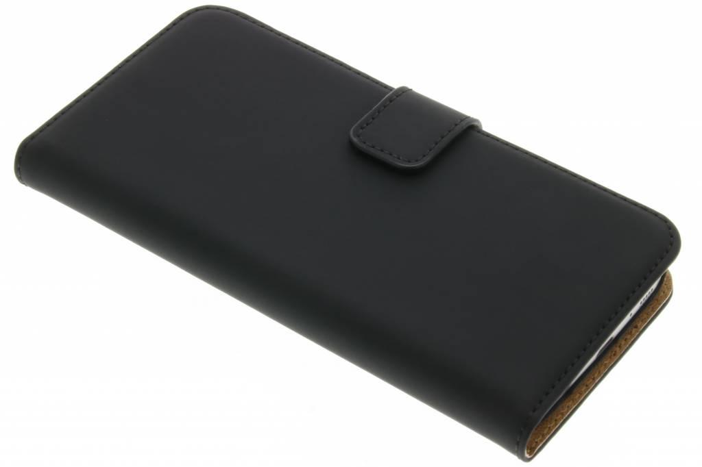 Selencia Luxe Book Case voor de Samsung Galaxy S7 - Zwart