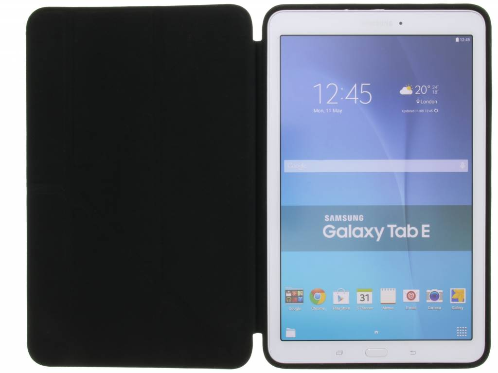 flipstand cover samsung galaxy tab e 9 6. Black Bedroom Furniture Sets. Home Design Ideas