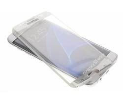 Gehard glas edge to edge screenprotector Galaxy S7 Edge