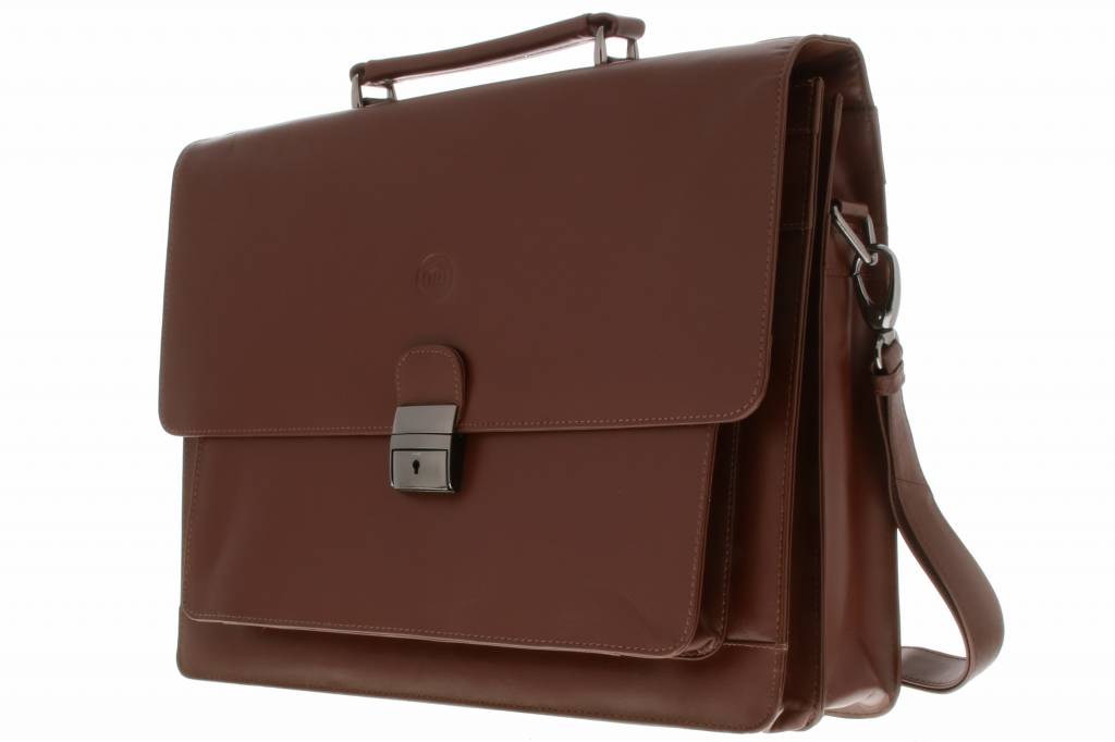 Image of Classic Briefcase voor laptops 16 inch
