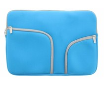 Universele neopreen laptoptas MacBook 15.4 inch