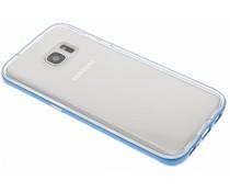 Blauw bumper TPU case Samsung Galaxy S7 Edge