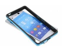 Blauw bumper Sony Xperia M5