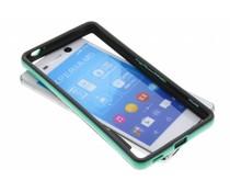 Groen bumper Sony Xperia M5