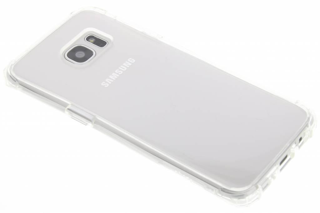Spigen Crystal Shell Tech Case voor de Samsung Galaxy S7 Edge - Crystal Clear