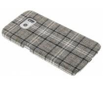 Fonex Tartan Hard Case Samsung Galaxy S6