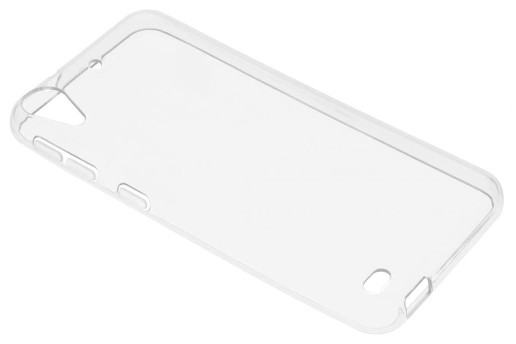Transparante gel case voor de HTC Desire 530
