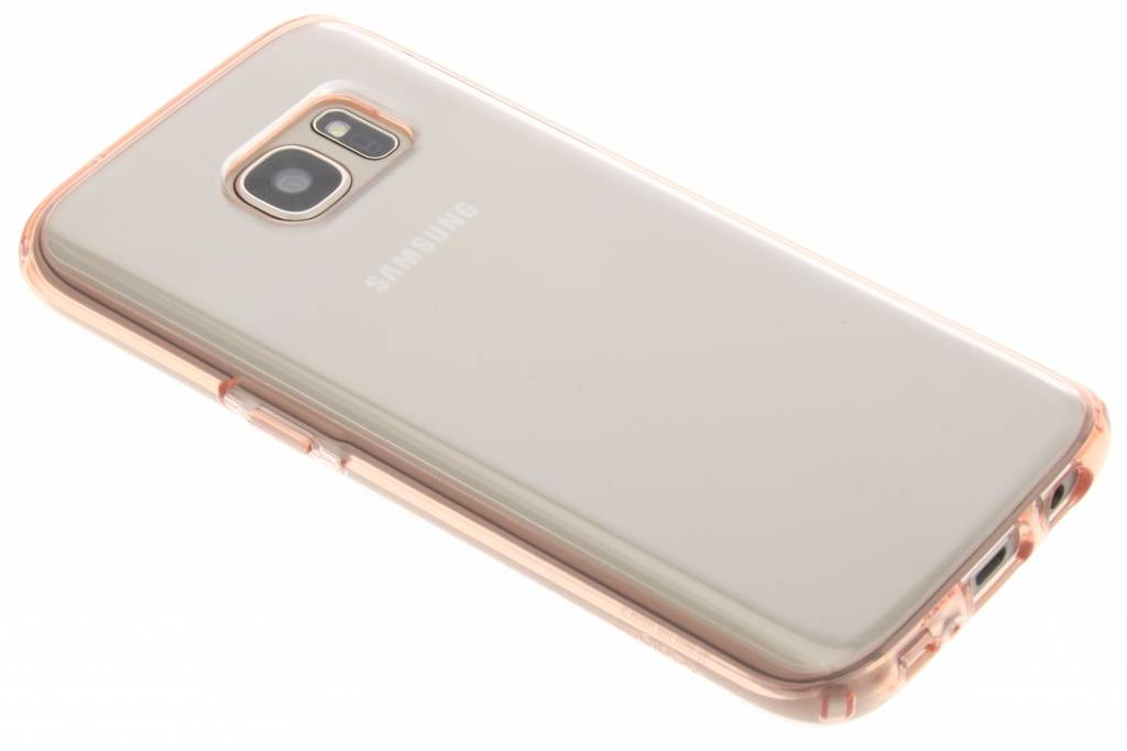 Spigen Crystal Shell Tech Case voor de Samsung Galaxy S7 - Rose Crystal