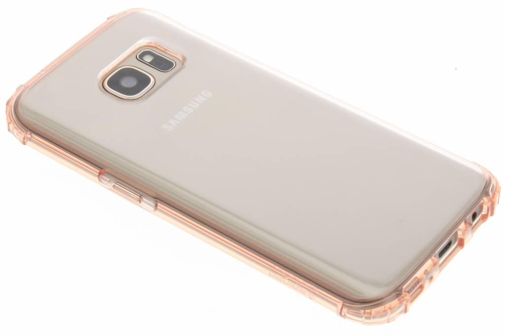 Spigen Ultra Hybrid Case voor de Samsung Galaxy S7 - Rose Crystal