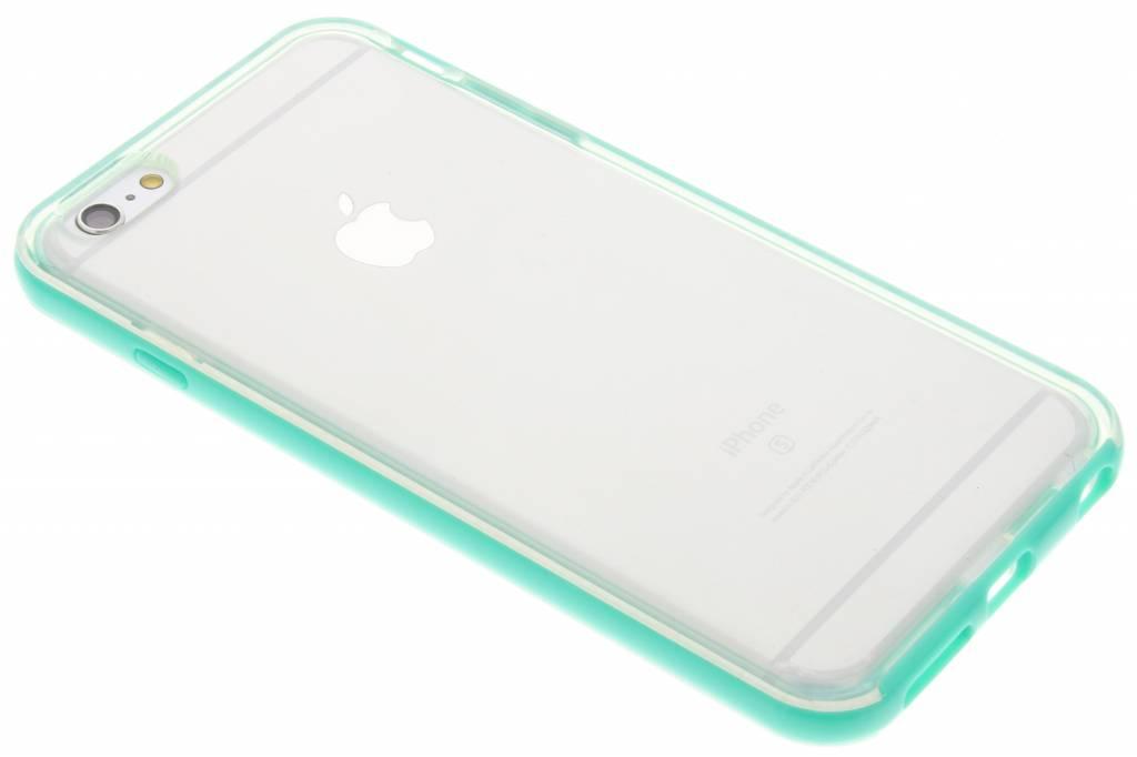 Groene bumper TPU case voor de iPhone 6(s) Plus