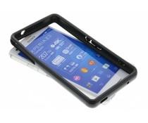 Zwart bumper Sony Xperia Z3 Compact