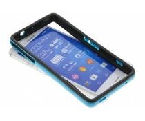 Blauw bumper Sony Xperia Z3 Compact