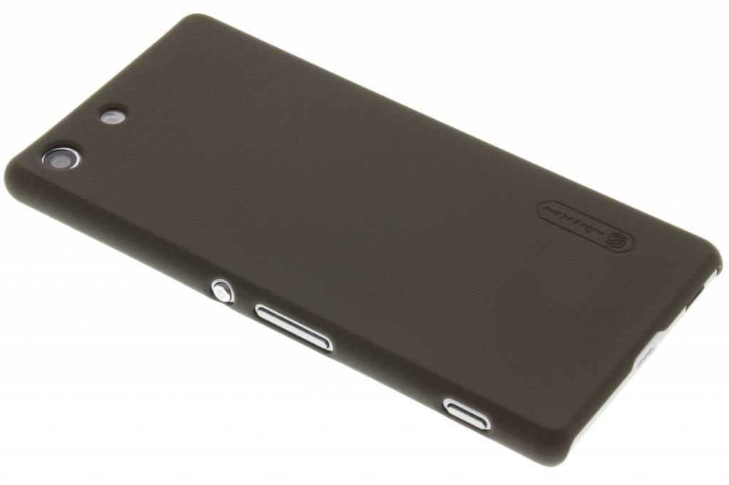 Nillkin Frosted Shield hardcase hoesje voor de Sony Xperia M5 - Brown