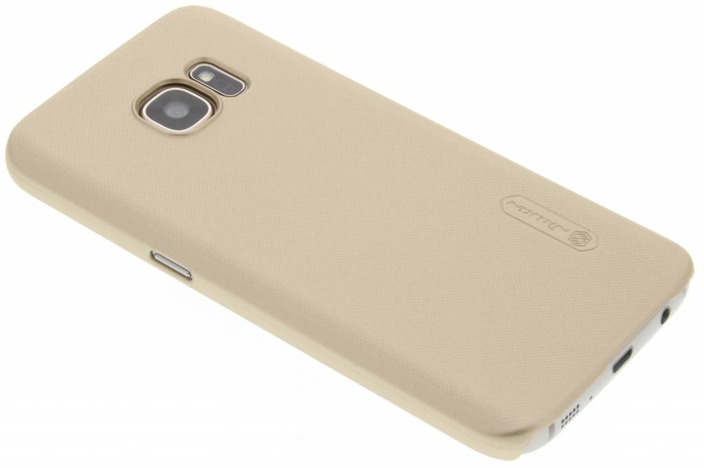 Nillkin Frosted Shield hardcase hoesje voor de Samsung Galaxy S7 - Gold