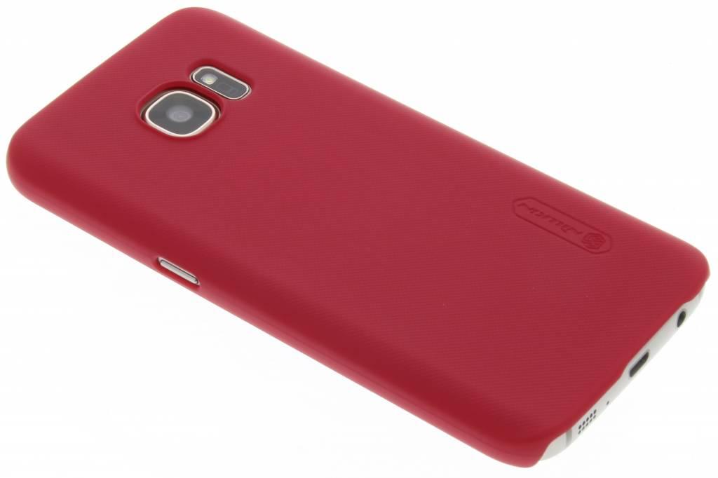 Nillkin Frosted Shield hardcase hoesje voor de Samsung Galaxy S7 - Red