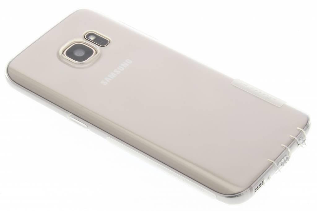 Nillkin Nature TPU case voor de Samsung Galaxy S7 - Transparant